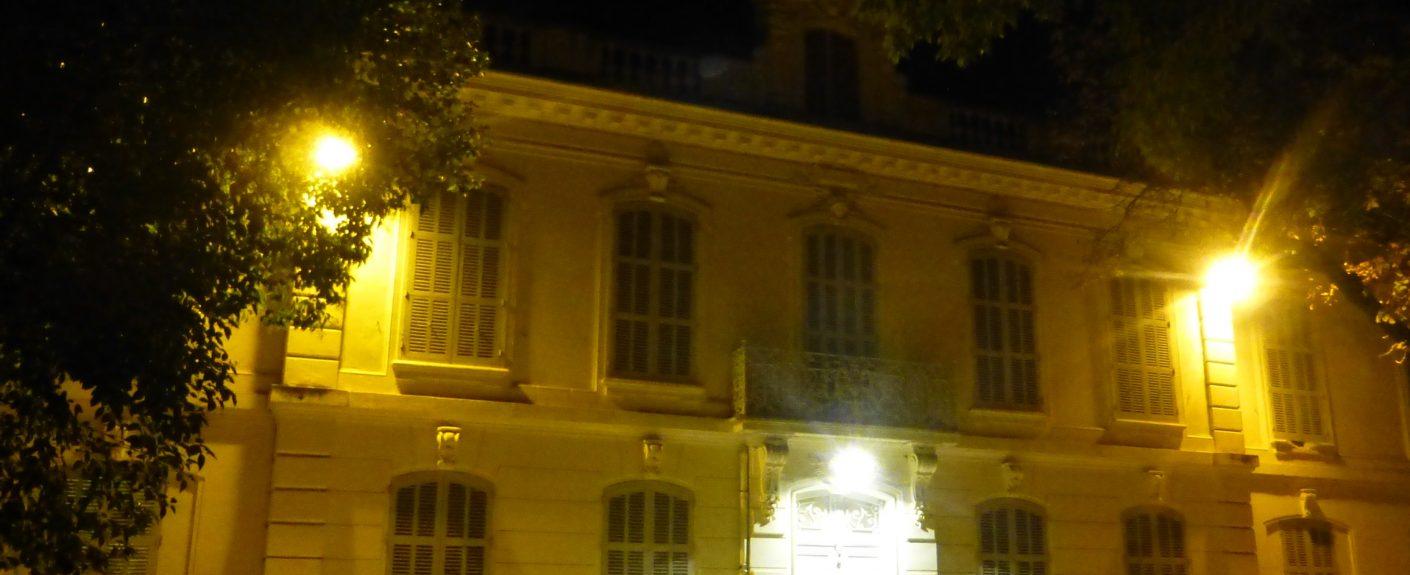 Montpellier visite insolite de la maison pour tous for Visite maison de star